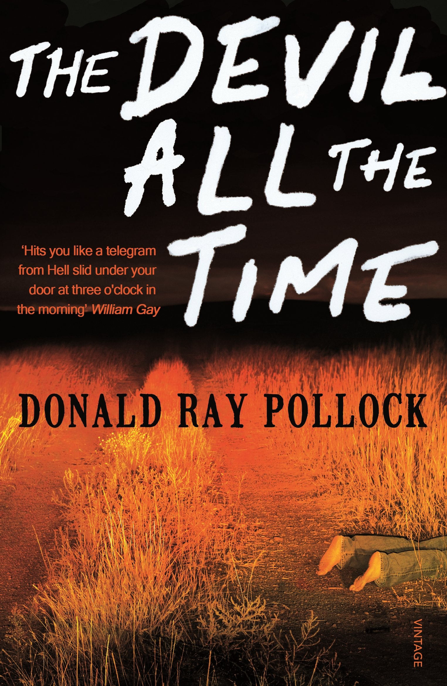The Devil All the Time PDF