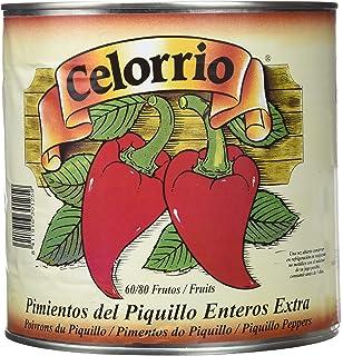 Don Celorrio - Pimientos del Piquillo - Entero Extra - 350 g ...