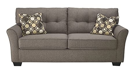 Amazon Com Ashley Furniture Signature Design Tibbee Full Sofa