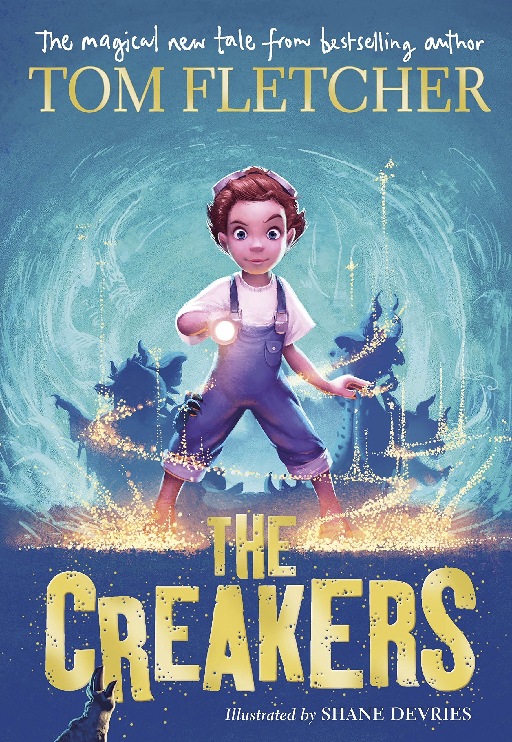 Image result for the creakers book