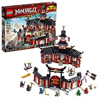 LEGO Ninjago Legacy Monastery of Spinjitzu 70670 Building Kit (1070 Piece) 6250641