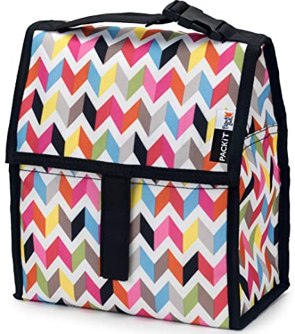 2f5309a4e5ee Image Unavailable. Image not available for. Color  PackIt Freezable Lunch  Bag ...