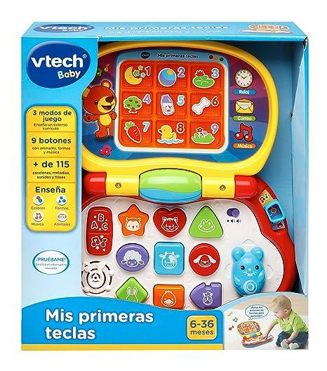 VTech-80-191222 Activity con Forma de Ordenador, 3480-191222: Amazon.es: Juguetes y juegos