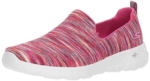Skechers Performance Women's Go Walk Joy 15615 Sneaker, Pink