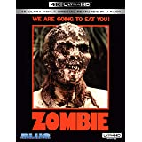 Zombie [4K Ultra HD] [Blu-ray]