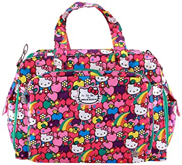 Amazoncom  JuJuBe Hello Kitty Collection Be Prepared Diaper