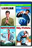 Liar Liar / Bruce Almighty / Happy Gilmore / Billy Madison