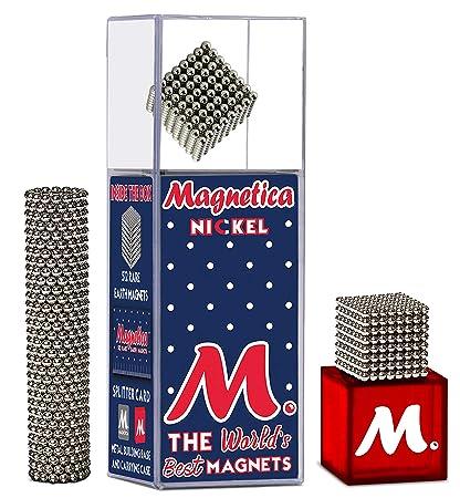Amazon.com: Magnetica Original imanes construibles (0.098 in ...