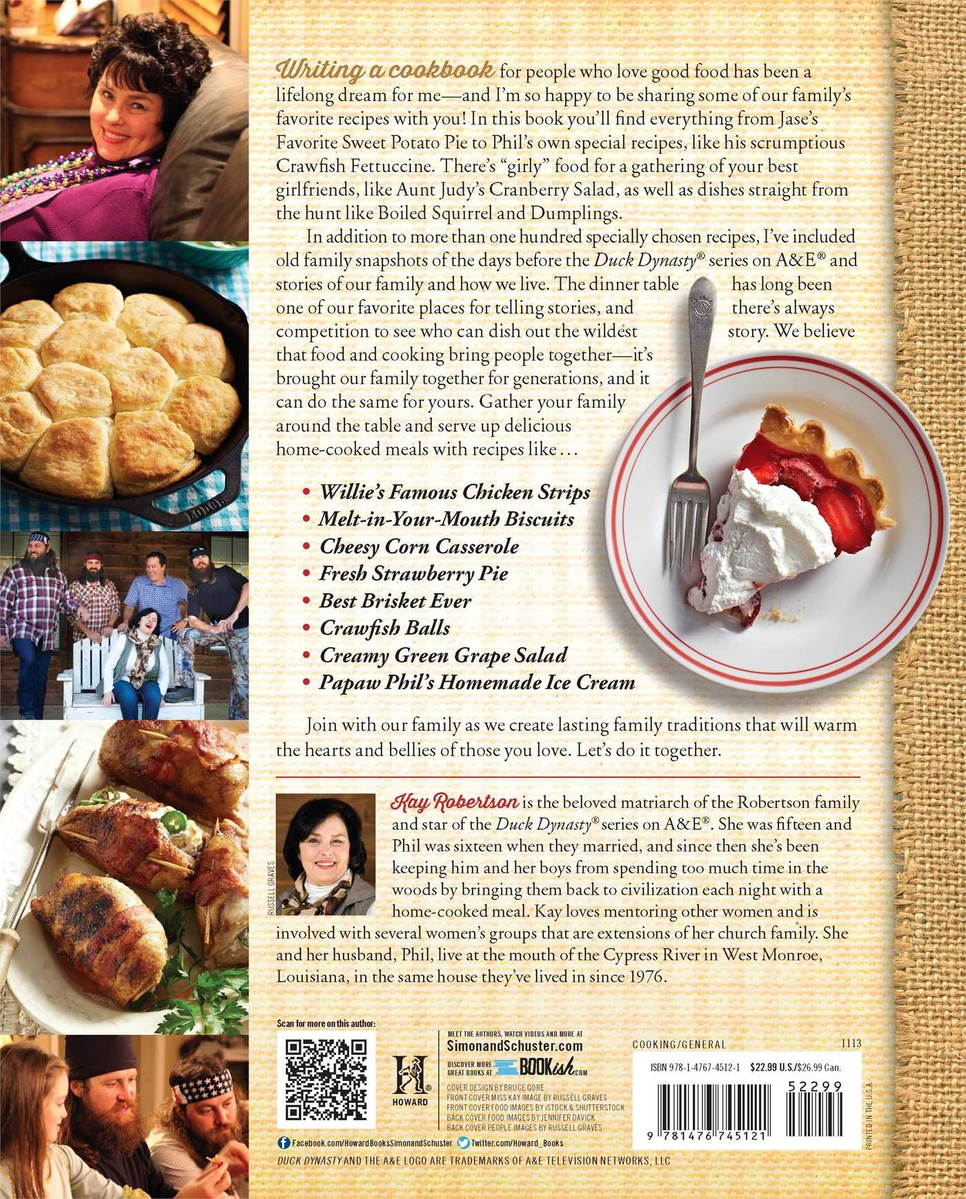 Miss Kay S Duck Commander Kitchen Recipes