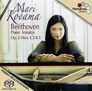 Piano Sonatas Op. 2 Nos. 1 2 & 3