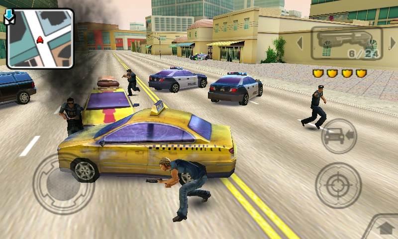 gangstar 2 game for android free