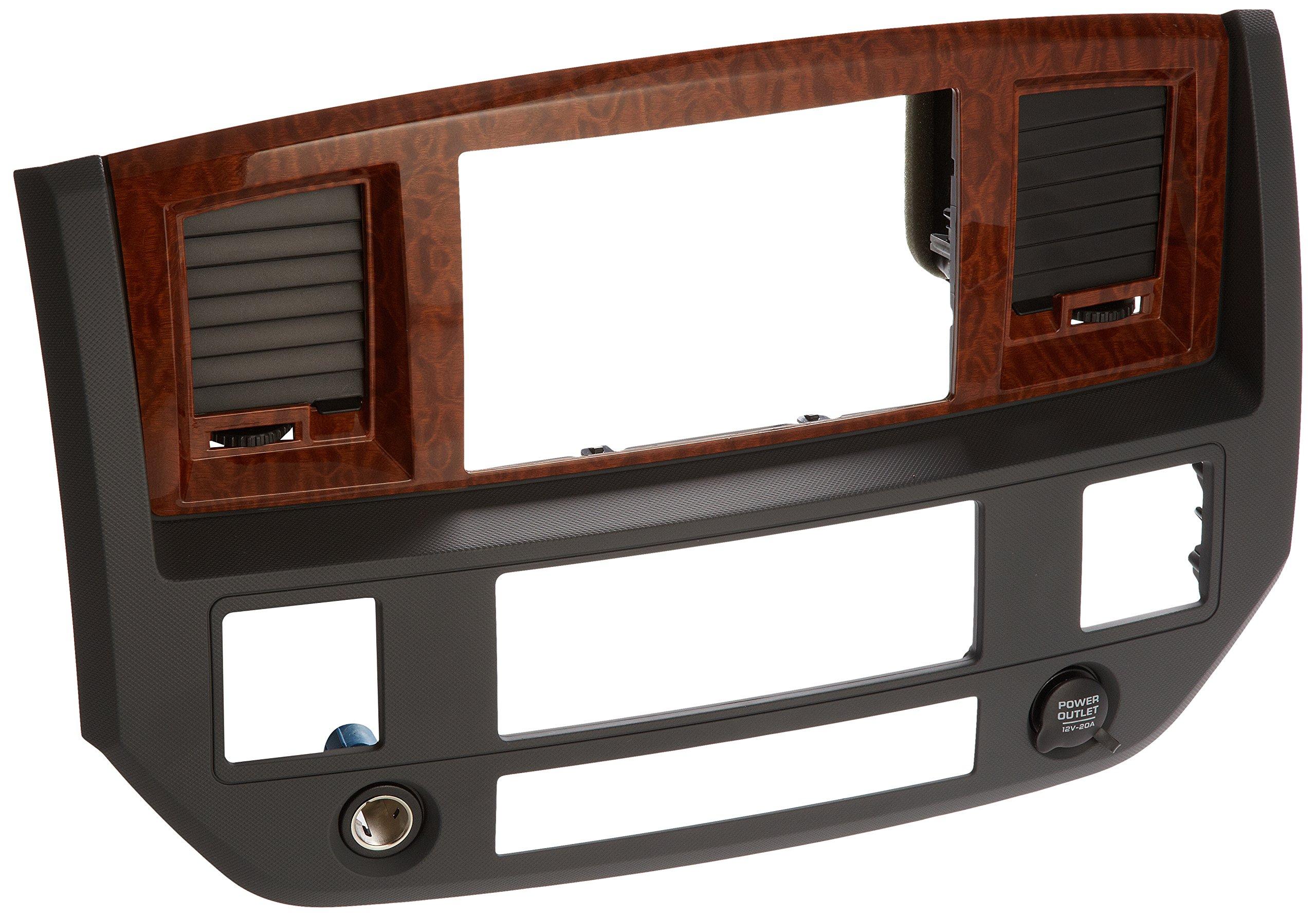 Genuine Chrysler 5JZ121DHAC Instrument Panel Bezel by Genuine Chrysler
