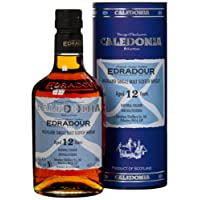Edradour 12 Jahre Caledonia Single Malt Whisky (1 x 0.7 l)