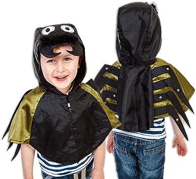 Disfraz de Araña (3-8 años) para niños - Slimy Toad: Amazon.es ...