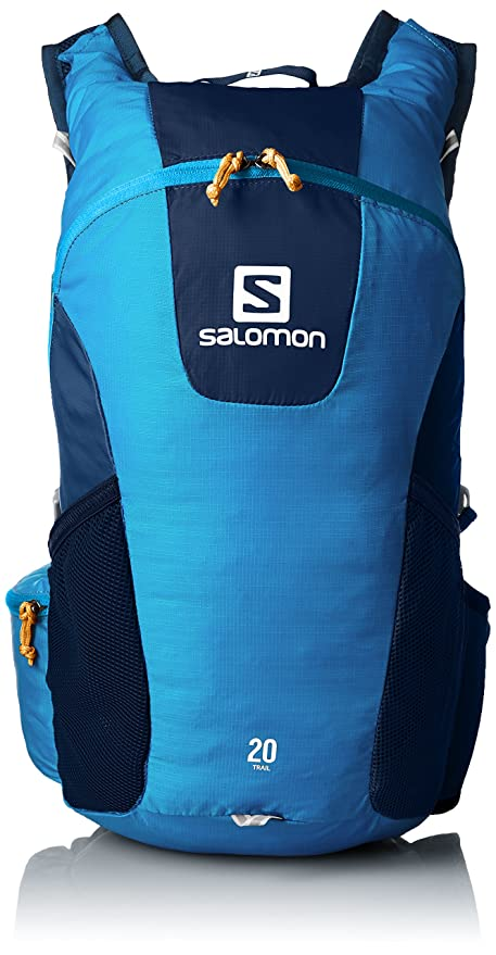 la meilleure attitude 9a97e 65919 Amazon.com : Salomon Unisex Trail 20 Backpack, Hawaiian Surf ...