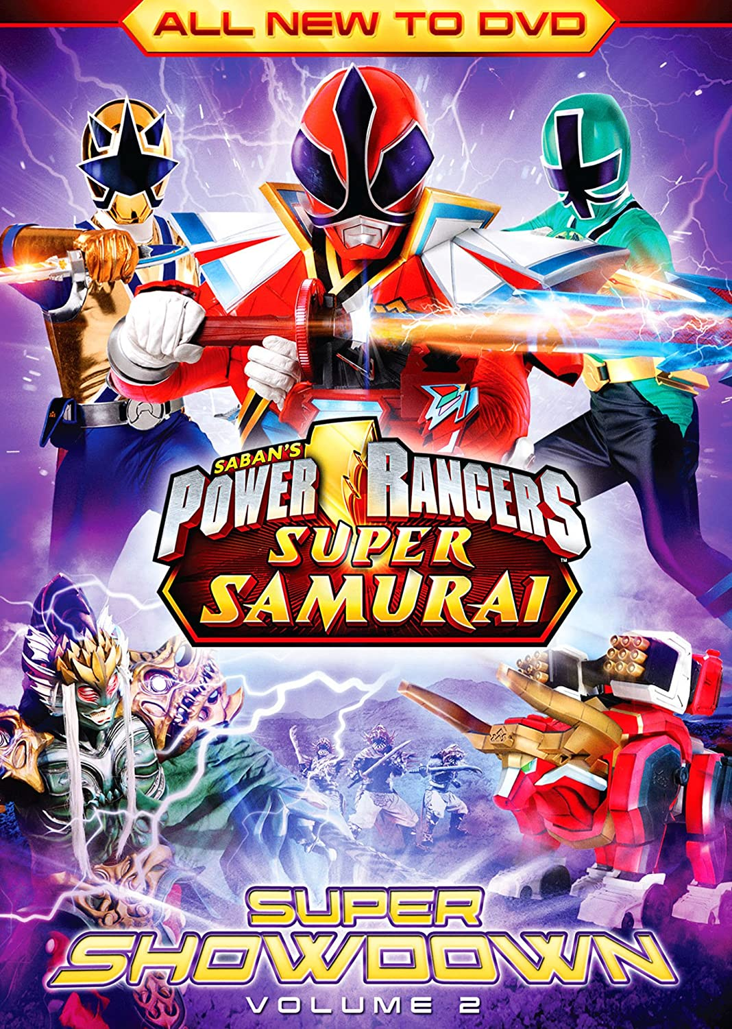 Power rangers samurai intolerable