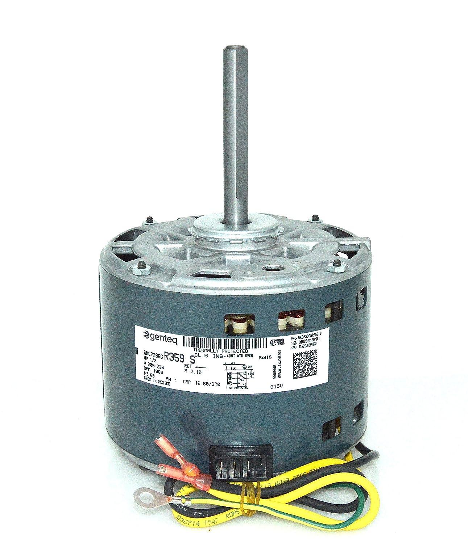 OEM Trane American Standard Furnace BLOWER MOTOR 1 3 HP 230v MOT6362
