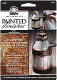 FolkArt Painted Finishes Art Paint Set (2-Ounce), 5066 Light Rust/Dark Rust Carded