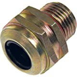 Dorman 800-617 Automatic Transmission Oil Cooler Line Connector for Select Ford / Mercury Models (OE FIX)