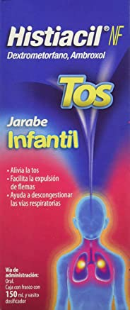 Histiacil NF Jarabe Infantil, 150 ml