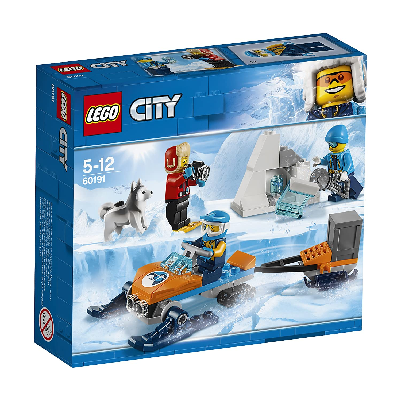 Lego City Team di esplorazione Artico, 60191 No Name