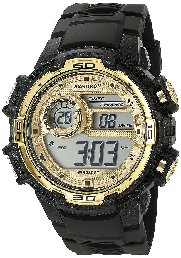Armitron Sport Gold-Tone Watch...
