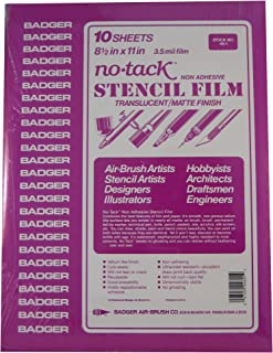 product image for Badger Air-Brush Co. 46-1 Stencil Film