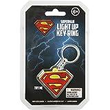 DC Comics Superman Pp2896Sm Light-Up Keyring