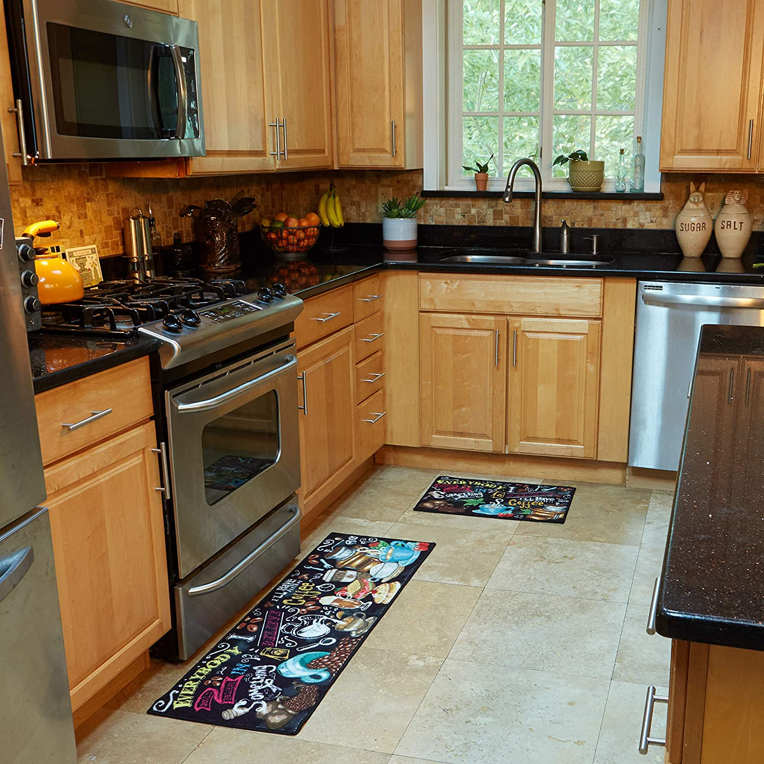 Kitchen Mats Set