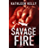 Savage Fire (Savage Angels MC #2)