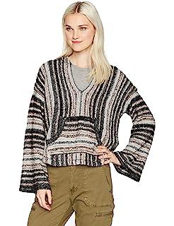 fbfe55eaf3 Amazon.com: Billabong Women's Baja Beach 2 Sweater: Clothing