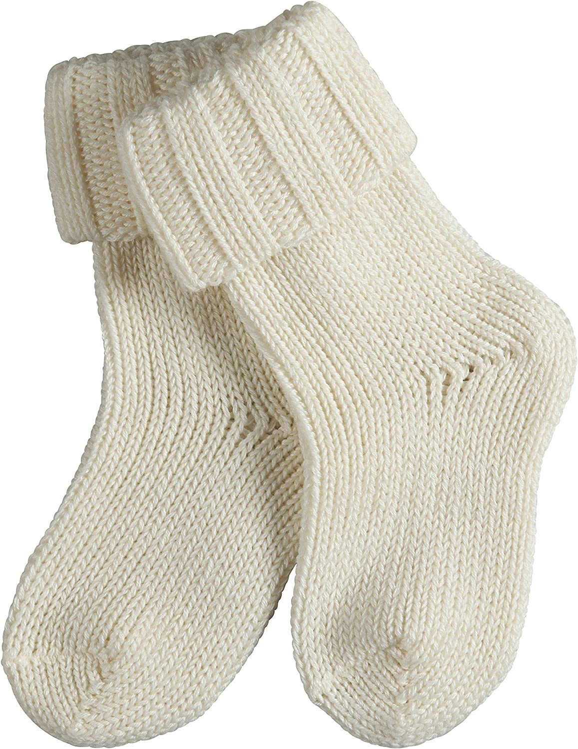 Thick ankle socks for baby boys and girls Cotton//Merino Wool Blend Sizes 1-18 months 1 Pair FALKE Unisex Baby Flausch Socks Multiple Colours