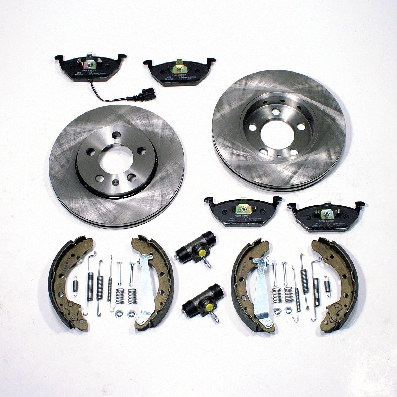 Bremsen + Bremsbacken Set vorne + hinten Autoparts-Online