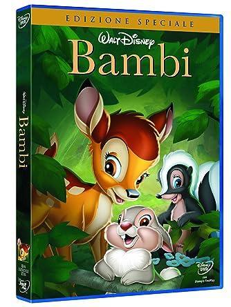 Bambi special edition : amazon.it: cartoni animati: film e tv