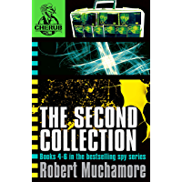 CHERUB The Second Collection: Books 4-6 in the bestselling spy series