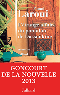 Létrange affaire du pantalon de Dassoukine (Hors collection) (French Edition)