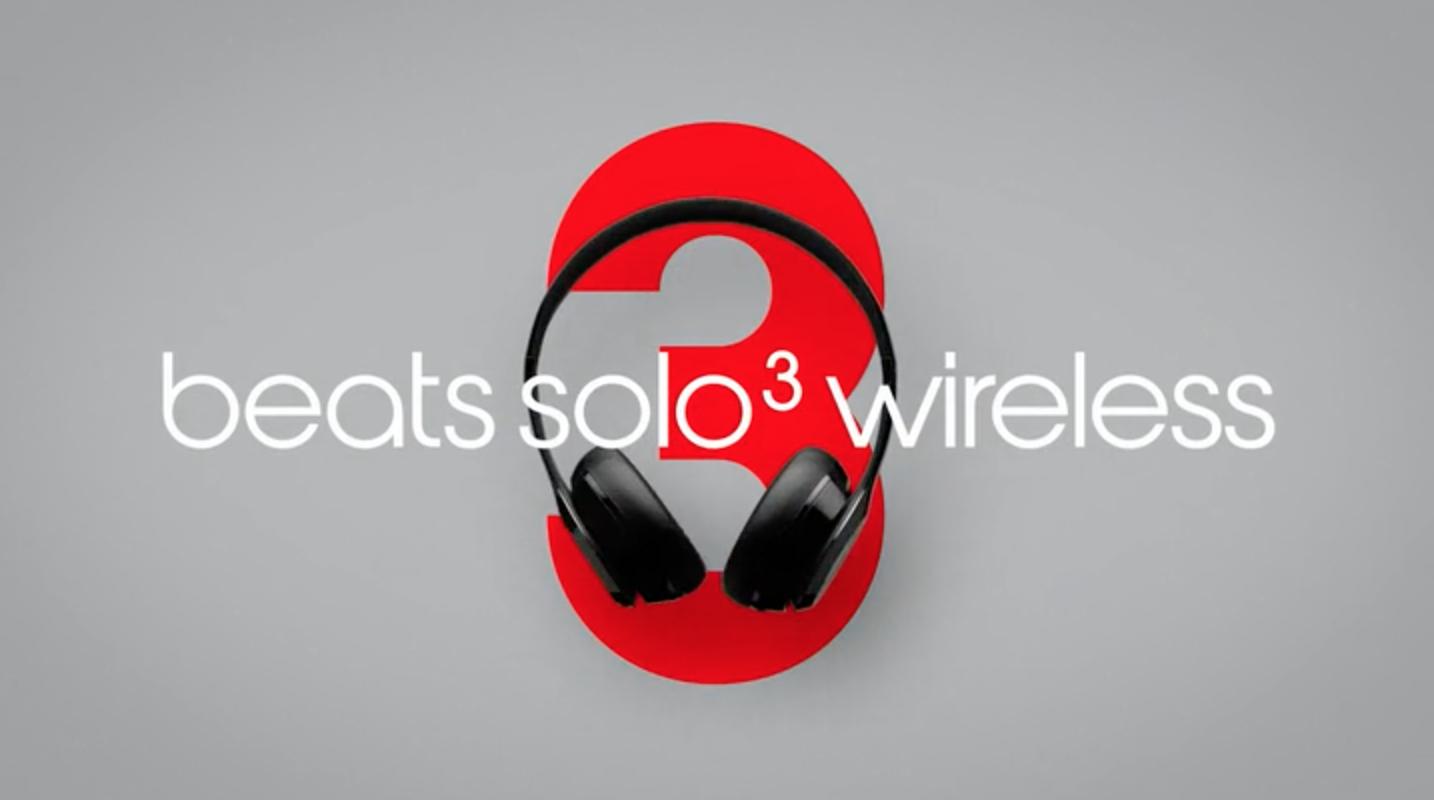 e1620b906ba7 Beats Solo3 Wireless On-Ear Headphones