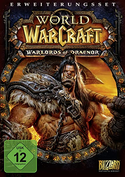 World of warcraft warlords of