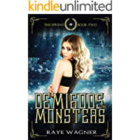 Demigods and Monsters (Curse of the Sphinx Book 2) (English Edition)