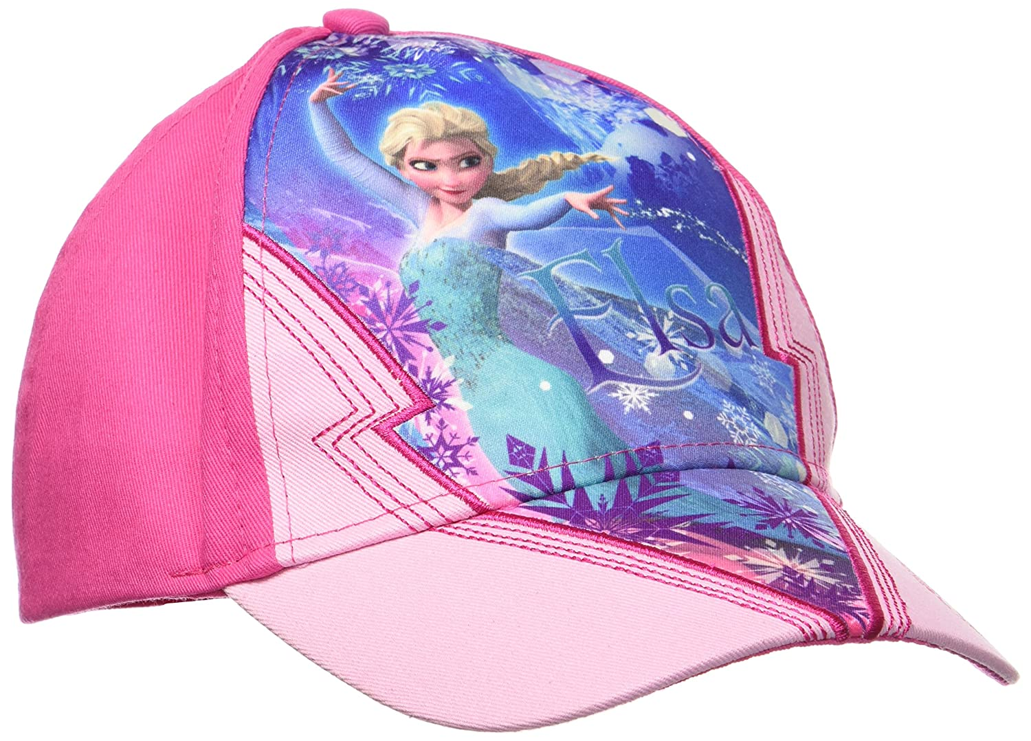 Disney Girl's Frozen Cap Disney Girl's Frozen Cap Pink EP4036