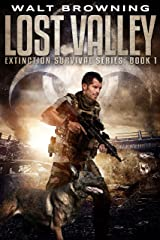 Lost Valley (Extinction Survival Book 1) Kindle Edition
