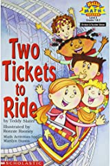 Two Tickets to Ride (Hello Reader! Math. Level 3) Paperback