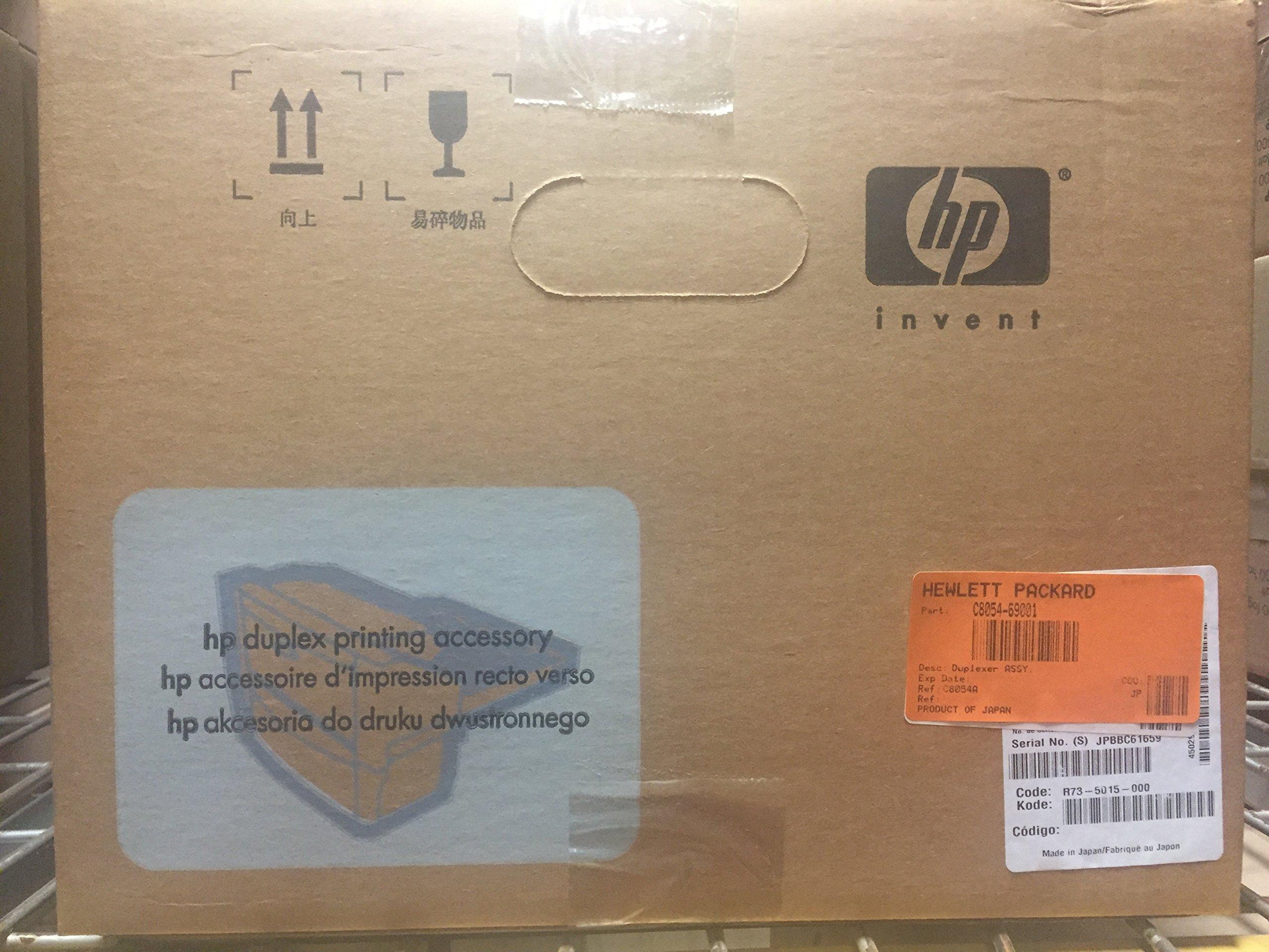 Hewlett Packard C8054A Duplex Unit fot 2-Sided Printing on 4100 Series by HP