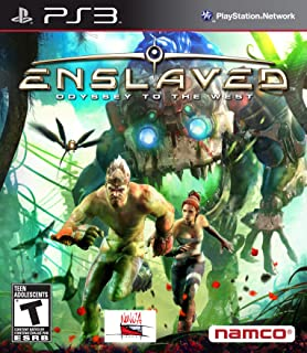 Enslaved Odyssey to the West One Shot PROMO: Ninja Theory ...