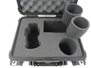 Pelican Case 1400 Custom inserto de espuma para Nikon D5 Cámara ...