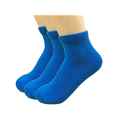 Copper Antibacterial Sports Ankle Socks for Mens and Womens
