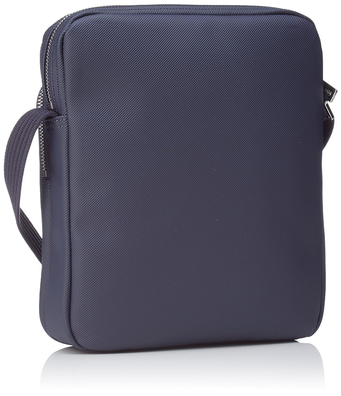 Lacoste Access Premium, Sac Porté épaule Homme, (Peacoat), 26x6x22 cm (W x H x L)