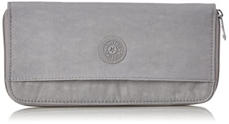 65948600ab16 Kipling Travel DOC Passport Wallet, 22 cm, 0.01 liters, Grey ...