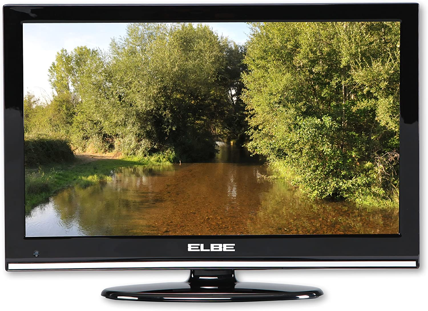 Elbe XTV2206LED - Televisión LED de 22 Pulgadas Full HD, Color Negro: Amazon.es: Electrónica