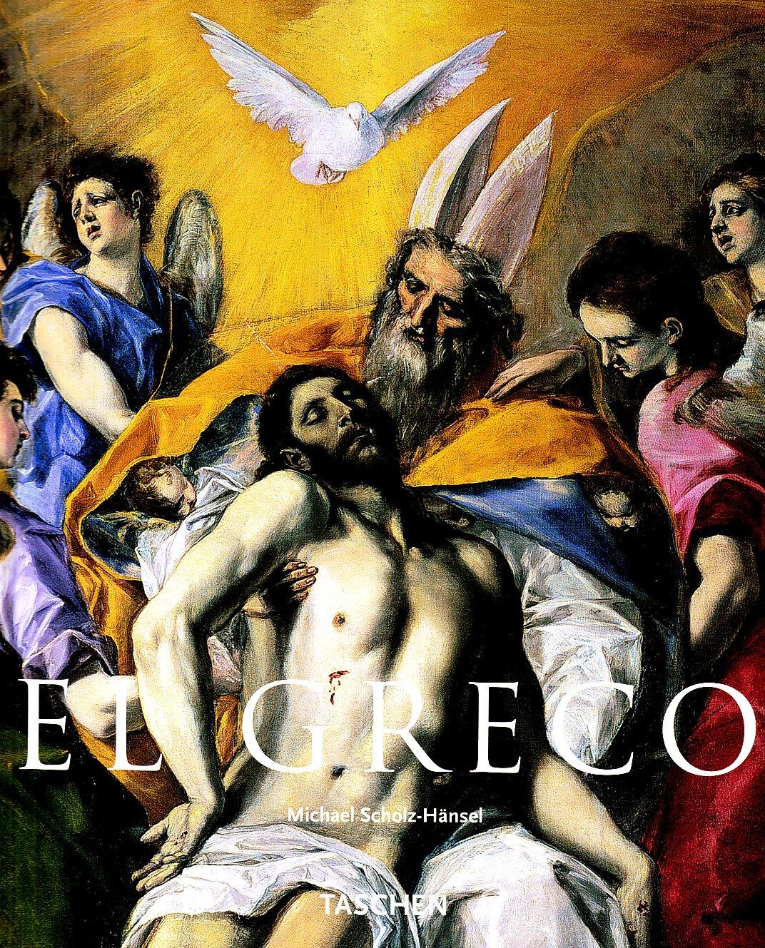 El Greco. Ediz. italiana Copertina flessibile – 27 apr 2005 Michael Scholz-Hänsel Taschen 3822839221 ART / European
